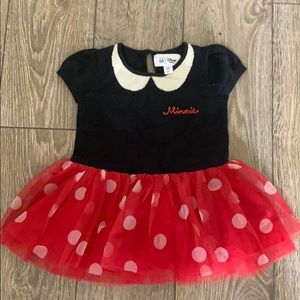 Minnie Mouse Disneyland outfit